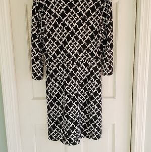 WHBM Knot front dress